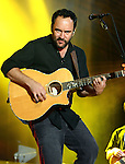 Dave Matthews Caravan - Governors Island NYC - August 26, 2011