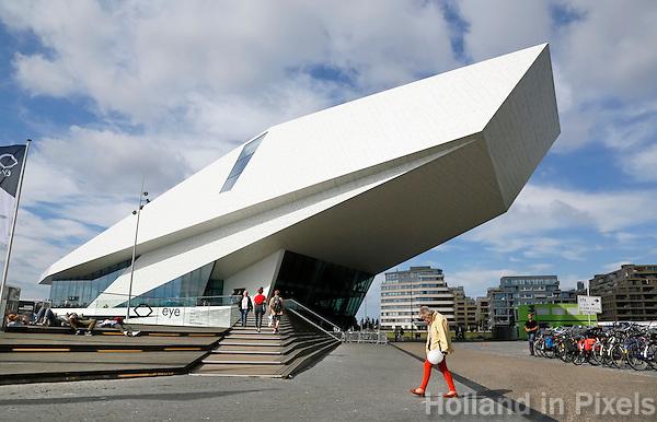 Nederland Amsterdam 2016 . Het EYE Film Instituut. Foto Berlinda van Dam / Hollandse Hoogte