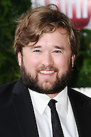 Haley Joel Osment<br /> arrives for the One for the Boys charity fashion event at the V&amp;A Museum, London.<br /> <br /> <br /> &copy;Ash Knotek  D3133  12/06/2016