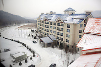 "The Club Med Sun Mountain Yabuli Resort, the Club Med's first holiday resort in China. The resort is jointly managed by Melco China Resorts (Holding) Limited & Club Med Asie S.A. (""Club Med"")."