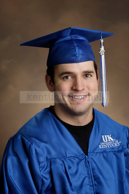 Mullen, Andrew photographed during the Feb/Mar, 2013, Grad Salute in Lexington, Ky.