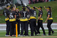 181117 Women's One-Day Cricket - Wellington Blaze v Otago Sparks