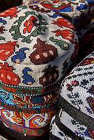 Souvenirverkauf in der Altstadt Ichan Qala, Chiwa, Usbekistan, Asien<br /> souvenirs in the  hitoric city Ichan Qala, Chiwa, Uzbekistan, Asia