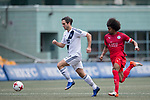 Leicester City (in red) vs HKFC Captain's Select (in white) during their Main Tournament match, part of the HKFC Citi Soccer Sevens 2017 on 27 May 2017 at the Hong Kong Football Club, Hong Kong, China. Photo by Marcio Rodrigo Machado / Power Sport Images