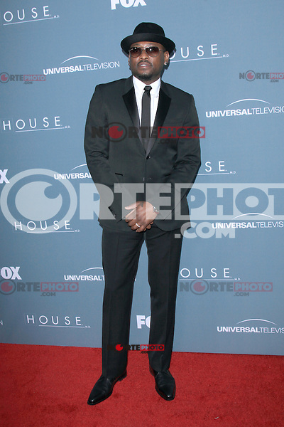 Omar Epps at Fox's 'House' series finale wrap party at Cicada on April 20, 2012 in Los Angeles, California. © mpi21/MediaPunch Inc.