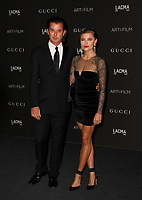 Gavin Rossdale and Sophia Thomalla attend 2018 LACMA Art + Film Gala at LACMA on November 3, 2018 in Los Angeles, California.     <br /> CAP/MPI/IS<br /> &copy;IS/MPI/Capital Pictures