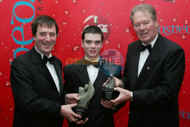 Drogheda Independent Drogheda Concentrates Sport star of the Year awards 2005.Photo NEWSFILE/FRAN CAFFREY..(Photo credit should read FRAN CAFFREY/NEWSFILE)...This Picture has been sent you under the condtions enclosed by:.Newsfile Ltd..the Studio,.Millmount Abbey,.Drogheda,.Co Meath..Ireland..Tel: +353(0)41-9871240.Fax: +353(0)41-9871260.GSM: +353(0)86-2500958.email: pictures@newsfile.ie.www.newsfile.ie.FTP: 193.120.102.198..This picture is from Fran Caffrey@newsfile.ie
