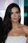 """HOLLYWOOD, CA. - February 08: Demi Moore arrives at the """"Valentine's Day"""" Los Angeles Premiere at Grauman's Chinese Theatre on February 8, 2010 in Hollywood, California."""