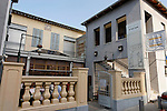 Israel, Tel Aviv-Yafo. Nahum Gutman Museum of Art in Neve Tzedek