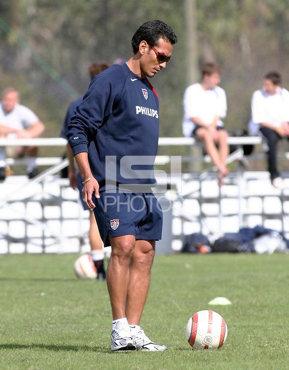 Raul Diaz Arce, Nike Friendlies, 2004.