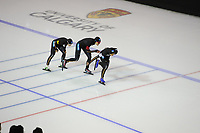 SPEEDSKATING: CALGARY: Olympic Oval, 02-12-2017, ISU World Cup, ©photo Martin de Jong