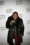 "Middleweight Boxing Champ Peter ""Kid Chocolate"" Quillin Attends Angela Simmons I Am Presentation Powered Monster at 404 During Mercedes-Benz Fashion Week Fall 2014 NY"