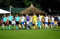 NORG - Voetbal, FC Groningen - SV Meppen, voorbereiding seizoen 2018-2019, 13-07-2018, opkomst spelers