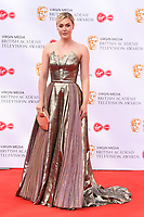 Camilla Kerslake<br /> arriving for the BAFTA TV Awards 2019 at the Royal Festival Hall, London<br /> <br /> ©Ash Knotek  D3501  12/05/2019