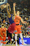 2016-01-24-FC Barcelona Lassa vs Valencia Basket Club: 91-94.