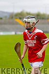 Padriag O'Sullivan Pictured at the Coiste Na Nóg Primary Schools hurling Skills finals at Austin Stack Park Tralee on Tuesday