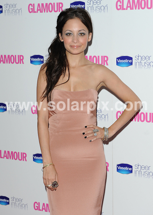 **ALL ROUND EXCLUSIVE PICTURES FROM SOLARPIX.COM**.**WORLDWIDE SYNDICATION RIGHTS**.Inside arrivals at the Glamour Women of the Year Awards 2010.  Held in Berkley Square, London, on Tuesday June 08, 2010...This pic:   Nicole Ritchie.JOB REF:    11427       SSD     DATE:08.06.2010.**MUST CREDIT SOLARPIX.COM OR DOUBLE FEE WILL BE CHARGED**.**MUST AGREE FEE BEFORE ONLINE USAGE**.**CALL US ON: +34 952 811 768 or LOW RATE FROM UK 0844 617 7637**