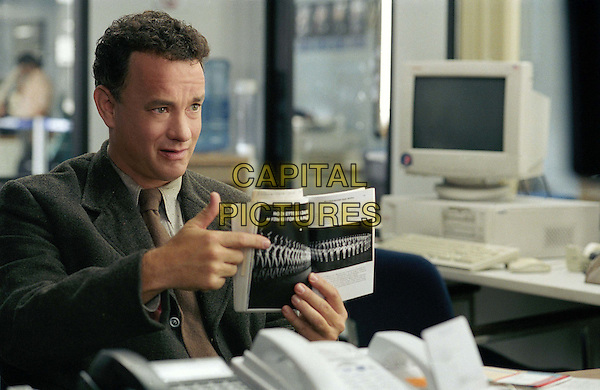 TOM HANKS.in The Terminal.*Editorial Use Only*.www.capitalpictures.com.sales@capitalpictures.com.Supplied by Capital Pictures.