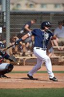 Austin Allen - San Diego Padres 2016 spring training (Bill Mitchell)