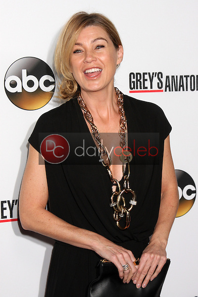 """Ellen Pompeo<br /> at the """"Grey's Anatomy"""" 200th Episode Red Carpet Event, Colony, Hollywood, CA 09-28-13<br /> David Edwards/Dailyceleb.com 818-249-4998"""