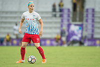 Orlando, FL - Saturday July 01, 2017: Julie Ertz during a regular season National Women's Soccer League (NWSL) match between the Orlando Pride and the Chicago Red Stars at Orlando City Stadium.