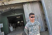 - Camp Ederle US Army base, entrance of a bunker used as warehouse in Longare detachment (former Site Pluto)....- base US Army di caserma Ederle, ingresso di un bunker usato come magazzino nel distaccamento di Longare (ex Site Pluto)