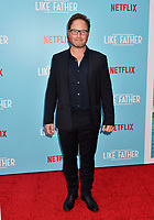HOLLYWOOD, CA - JULY 31: Anders Bard arrives at the Premiere Of Netflix's 'Like Father' at ArcLight Hollywood on July 31, 2018 in Hollywood, California.<br /> CAP/ROT/TM<br /> &copy;TM/ROT/Capital Pictures