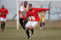 Ashford Town (Middlesex) vs AFC Hornchurch 11-12-10