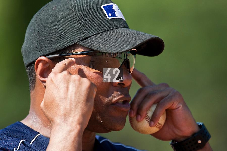 Baseball - MLB Academy - Tirrenia (Italy) - 19/08/2009 - Barry Larkin