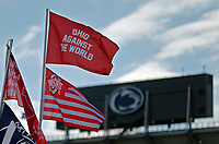 Ohio State Buckeyes fans tailgate before their NCAA football against Penn State Nittany Lions at Beaver Stadium in University Park, Pa. on September 29, 2018.  [Kyle Robertson/Dispatch]