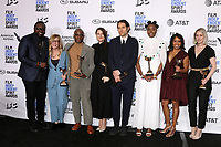 LOS ANGELES - FEB 23:  Brian Tyree Henry, Dede Gardner, Barry Jenkins, Adele Romanski, Jeremy Kleiner, Kiki Layne, Regina King, Sara Murphy at the 2019 Film Independent Spirit Awards on the Beach on February 23, 2019 in Santa Monica, CA