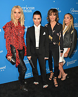 Dorit Kemsley, Kyle Richards, Lisa Rinna &amp; Teddi Mellencamp at the premiere party for &quot;American Woman&quot; at the Chateau Marmont, Los Angeles, USA 31 May 2018<br /> Picture: Paul Smith/Featureflash/SilverHub 0208 004 5359 sales@silverhubmedia.com