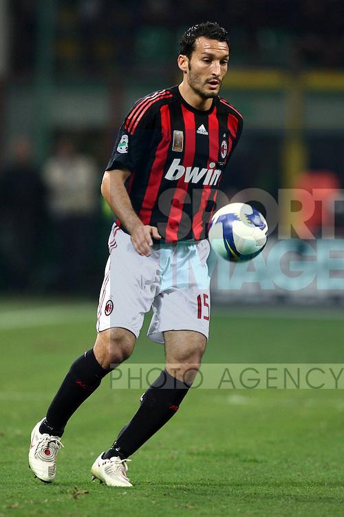 Gianluca Zambrotta of AC Milan