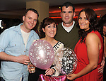Dave O'Brien, Anita  Herlihy, Damien McCarthy and Marguerite Dwyer  in The Kube on Saturday night. Picture: Eamonn Keogh (MacMonagle, Killarney).