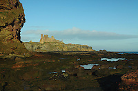 Tantallon Castle near North Berwick on the East Lothian Coastline, Scotland<br /> <br /> Copyright www.scottishhorizons.co.uk/Keith Fergus 2011 All Rights Reserved