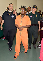 CORAL GABLES, FL - AUGUST 10: Kodak Black backstage at his Homecoming Concert first show since getting home from jail in June at Watsco Center on August 10, 2017 in Coral Gables, Florida.  Credit: MPI10 / MediaPunch