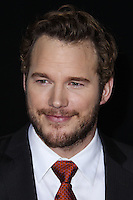 "HOLLYWOOD, CA - NOVEMBER 03: Actor Chris Pratt arrives at the Los Angeles Premiere Of DreamWorks Pictures' ""Delivery Man"" held at the El Capitan Theatre on November 3, 2013 in Hollywood, California. (Photo by Xavier Collin/Celebrity Monitor)"