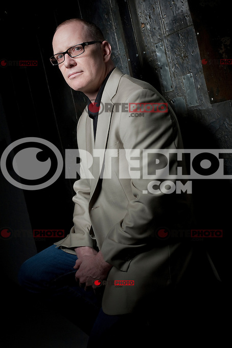 Executive Producer David Zellerford poses at the Bookers Place Portrait Session During the 2012 Tribeca Film Festival in New York City. April 21, 2012. © Derek Reed/MediaPunch Inc. ***Premium Rates Only***
