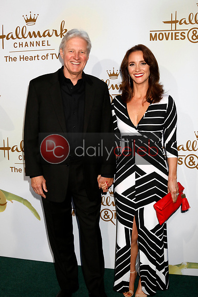 Bruce Boxleitner, Verena King-Boxleitner<br /> at the Hallmark TCA Summer 2017 Party, Private Residence, Beverly Hills, CA 07-27-17<br /> David Edwards/DailyCeleb.com 818-249-4998