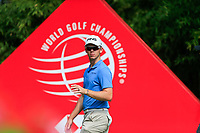 Brandon Stone (RSA) on the 2nd tee during the 2nd round at the WGC HSBC Champions 2018, Sheshan Golf CLub, Shanghai, China. 26/10/2018.<br /> Picture Fran Caffrey / Golffile.ie<br /> <br /> All photo usage must carry mandatory copyright credit (&copy; Golffile | Fran Caffrey)