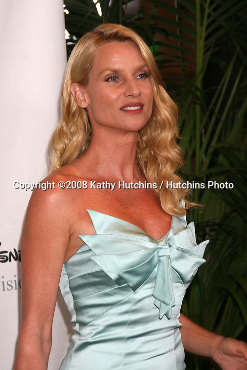 Nicolette Sheridan  arriving at the ABC TCA Summer 08 Party at the Beverly Hilton Hotel in Beverly Hills, CA on.July 17, 2008.©2008 Kathy Hutchins / Hutchins Photo .