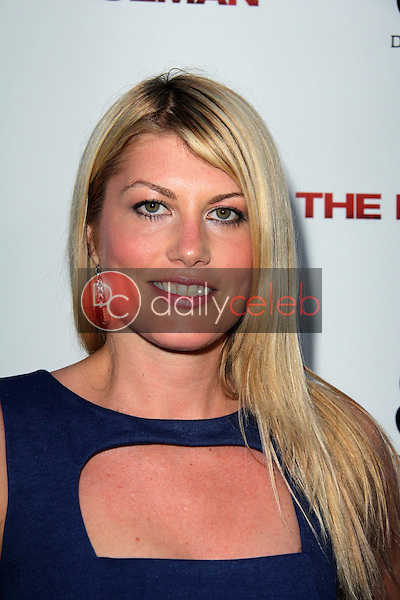 """Meredith Ostrom<br /> at """"The Iceman"""" Red Carpet, Arclight Theater, Hollywood, CA 04-22-13<br /> David Edwards/DailyCeleb.Com 818-249-4998"""