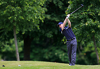 James Harper (The Wynyard Club) on the 8th tee during Round 1 of the Titleist &amp; Footjoy PGA Professional Championship at Luttrellstown Castle Golf &amp; Country Club on Tuesday 13th June 2017.<br /> Photo: Golffile / Thos Caffrey.<br /> <br /> All photo usage must carry mandatory copyright credit     (&copy; Golffile | Thos Caffrey)