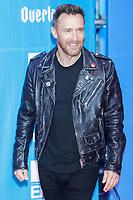 BILBAO, SPAIN-November 04: David Guetta attend the EMA 2018 at BEC (Bilbao Exhibition Center) in Bilbao, Spain on the 4 of November of 2018. November04, 2018.  ***NO SPAIN*** <br /> CAP/MPI/RJO<br /> &copy;RJO/MPI/Capital Pictures