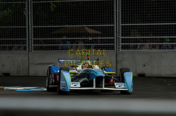 LONDON, ENGLAND - 28 JUNE ; Salvador Duran at The London Visa ePrix at Battersea Park London, England, 28th June 2015<br /> CAP/DYL<br /> &copy;Dylan/Capital Pictures