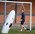 27.04.2018 Rangers training: Jak Almwick