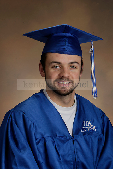 Howell, Luke photographed during the Feb/Mar, 2013, Grad Salute in Lexington, Ky.