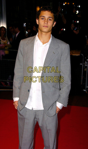 "RAFI GAVRON .At The Times BFI London Film Festival European Film Premiere of ""Breaking & Entering"", held at the Odeon West End  Cinema, London, England, October 27th 2006..half length grey suit white shirt  red carpet.Ref: CAN.www.capitalpictures.com.sales@capitalpictures.com.©Can Nguyen/Capital Pictures"