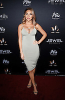 20 May 2016 - Las Vegas, Nevada - Chantel Jeffries.Jewel Nightclub at Aria Resort and Casino celebrates its Grand Opening Weekend with a special performance by Drake. Photo Credit: MJT/AdMedia