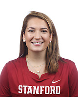 Stanford, CA - September 20, 2019: Julia Cooper, Athlete and Staff Headshots